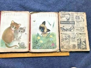1960 SCRAP BOOKS   ALL MOVIE ADS