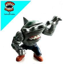 "1995 Street Wise ~ Street Sharks ~ Series 2 ~ JAB ~ 6"" Action Figure"