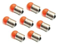 Vespa PX LML Indicator Blinker Bulbs 12 Volt 10W Orange Colour 8 Units ECs
