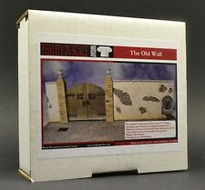 Reality In Scale 35046 - The Old Wall - 1:35 scale resin diorama model kit