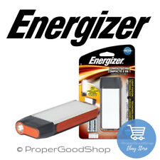 Two X Energizer LED Compact 2 in 1 Flashlight/area Light 50 Lumens