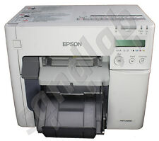 Epson tm-c3500 inyección de tinta etikettenfarbdrucker color-labelprinter USB Ethernet