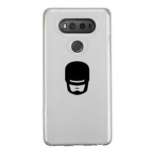 2x Robot Sticker Die Cut Decal for mobile cell phone Smartphone Tablet Cup Decor