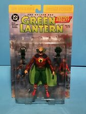 DC DIRECT GREEN LANTERN ACTION FIGURE! NM! SEALED! JUSTICE SOCIETY OF AMERICA!!