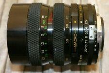 Soligor MC Auto Zoom 35-70mm in NIKON AI