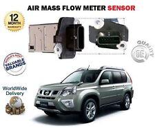 FOR NISSAN XTRAIL 2.0 2.5 2.2 + DCI T30 T31 2003-2014 AIR FLOW MASS METER SENSOR