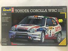 Revell, TOYOTA COROLLA WRC, SCALE 1:24, PLASTIC RACING CAR, 07362