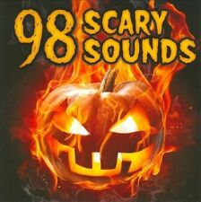 Various Artists - 98 Scary Sounds / Various [New CD] FREE SHIPPING