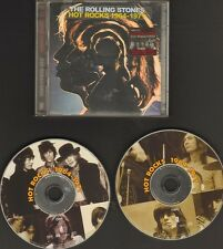 ROLLING STONES Hot Rocks 1964-1971 PHOTO-CD 2 Booklet-POSTER 21 tr 2002 REMASTER