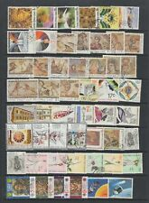 Cyprus 1989 - 1994 fine used collection , 127 stamps