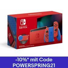Nintendo Switch Mario Red & Blue Edition