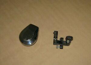 1983 HONDA CB650SC NIGHTHAWK GAS CAP WITH HELMET LOCK ONE KEY