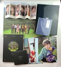 BTS 2019 SUMMER DVD PACKAGE Official Photobook Poster DVD Poster folding fan