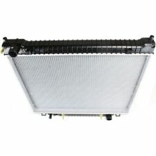 For E-150 Club Wagon 03, Radiator, Factory Finish, Plastic