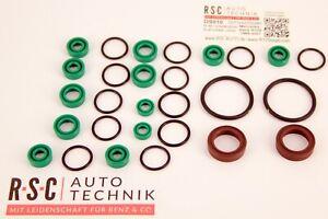Dichtungssatz für alle Hydraulikzylinder des Verdecks Mercedes-Benz SL Typ R129