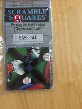 Scramble Squares: Baseball