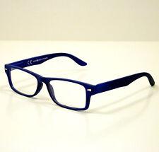 OCCHIALI GRADUATI DA LETTURA PRESBIOPIA VINTAGE BLUE +3,5 READING GLASSES