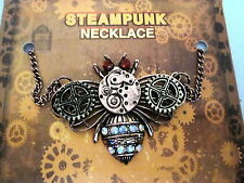 Steam Punk -  Bee Necklace