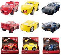 Disney Cars 3 Funny Talkers Lightning McQueen Ages 3+ Cruz Ramirez Jackson Storm