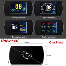 Universal OBD ii HUD Head-up Display Car OBD2 Smart Digital Speedometer Sale
