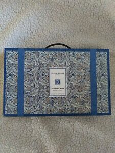 Fragrance Sapphire Rose Luxury Gift Set Olivia Blake London Made In England