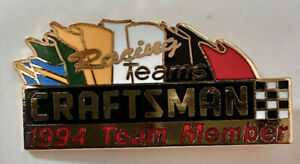 CRAFTSMAN OLD  INDY CAR TEAM MEMBER PIN
