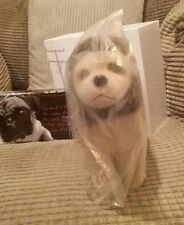 fuzzynation golden juno tea pup purse **NEW in bag**