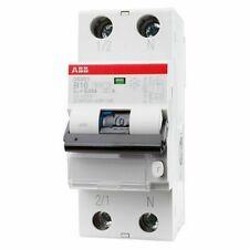 10x ABB DS201A-B16/0,03 Fi/LS-Schalter