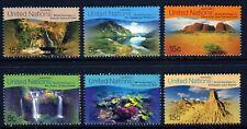 UN - NY . 1999 Australia World Heritage BOOKLET Singles (6) . Mint Never Hinged