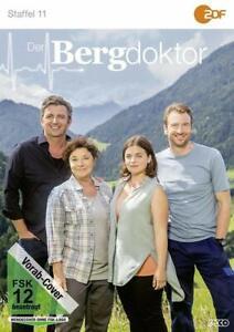 Der Bergdoktor - Staffel Season 11 DVD Hans Sigl