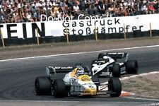 Keke Rosberg Williams FW09B German Grand Prix 1984 Photograph 1