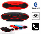 CASSA SPEAKER BLUETOOTH TF USB VIVAVOCE CELLULARE IPOD SMARTPHONE TABLET iPhone