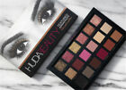 New 18 Colours Huda Beauty Rose Gold Edition Textured Eye Shadows Palette