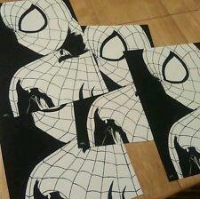 Marvel Amazing Spider-Man-A4 FINE ART PRINT LIMITED EDITION