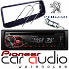 Peugeot 206 Pioneer CD MP3 USB AUX In Car Stereo Radio Player & Full Fitting Kit