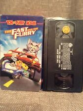 Tom and Jerry: The Fast and the Furry (VHS, 2005) Tom & Jerry Movie
