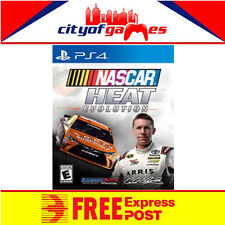 NASCAR Heat Evolution PS4 New & Sealed Free Express Post In Stock
