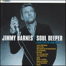 JIMMY BARNES - SOUL DEEPER CD with 5 BONUS Trax...!! ( COLD CHISEL ) *NEW*