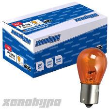 10x xenohype Blinkerlampe 12 V PY21W orange Kugel Lampe BAU15s Blinker Birne