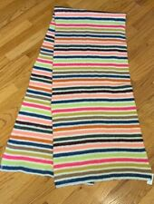 NWT GAP Crazy Stripe Scarf