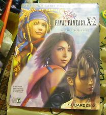 Brady Games strategy guide Final Fantasy X-2