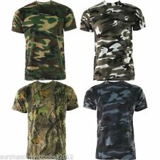 Army Big & Tall Short Sleeve T-Shirts for Men