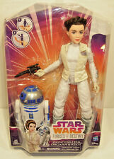 Star Wars Forces of Destiny PRINCESS LEIA & R2-D2 Action Figure SEALED New 2017