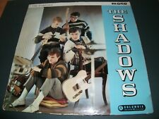 THE SHADOWS THE SHADOWS VINYL LP GREEN LABEL