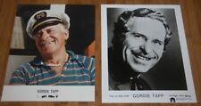 "Vintage 1970's GORDIE TAPP ""Hee Haw"" Country Music 8x10 Press Photo Lot Of 2"