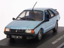 Renault Fuego GTX 1982 Light Blue Metallic 1:43 SOLIDO 4302800
