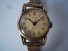 Hamilton windup watch, cal. 748, gold filled. Ladies watch.   Pre-owned.