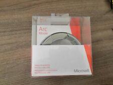 Microsoft Arc - Souris Portable 1349/1350 Noir/Argent NEUF-Windows 10+