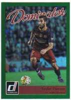 2016 Donruss Soccer Dominator Holographic #47 Arda Turan FC Barcelona