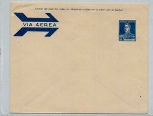 Argentina Postal Stationary Airmail cover ( GJ SO 89) *** 12 cts very fine